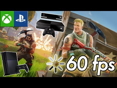 How to Enable 60FPS on Console in Fortnite Battle Royale! (PS4/Xbox One) *Frame Rate Hack*