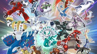 UK: 2018 Is the Year of Legendary Pokémon!