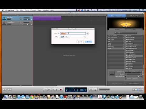 How to Make a Voice Recording on Mac