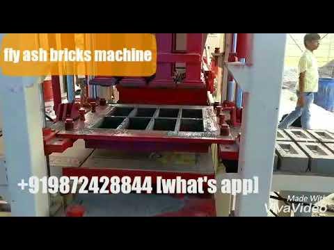 Cost of fly ash bricks/wall bricks