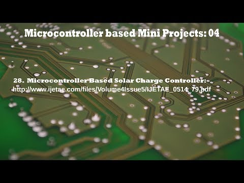Microcontroller based Mini Projects Part - 04