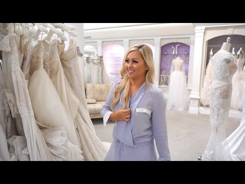 Say Yes To the Dress - BTS Vlog