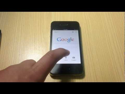 Enhanced Google Voice Search for iOS (Google Now on iPhone,iPod Touch and iPad?)