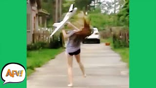 It Went STRAIGHT for the FACE! 😂   Fails of the Week   AFV 2020