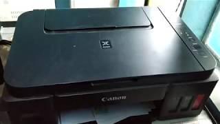 Canon printers G series - G1000, G2000, G3000, G4000 - Reset 5B00