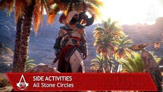 Assassin's Creed Origins: The Hidden Ones - All Stone Circles