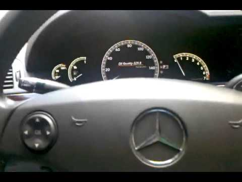 HOW TO RESET OIL SERVICE LIGHT MERCEDES BENZ C250 - Check