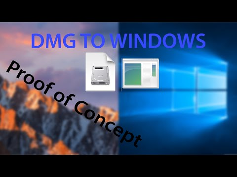 [POC] Convert DMG files to EXE files