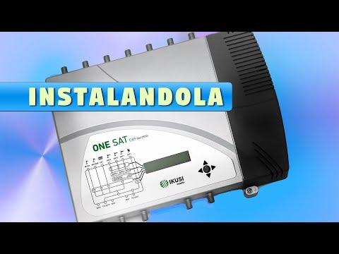 Amplificador IKUSI ONESAT ref2844