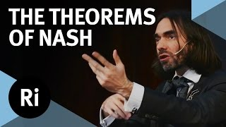 The Extraordinary Theorems of John Nash - with Cédric Villani