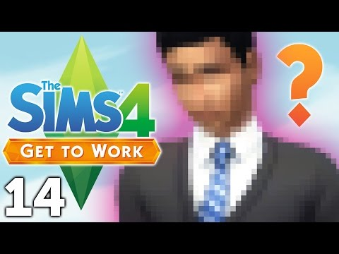 Let's Play The Sims 4 Get to Work - Part 14 - ALIENS!!!