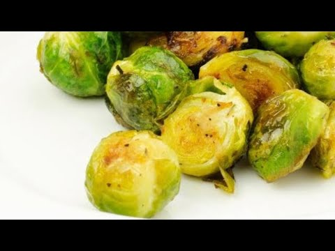 Garlic Butter Brussels Sprouts Healthy