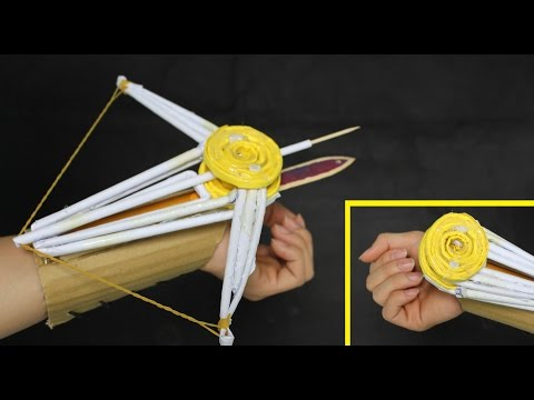 How to make a Paper Phantom Blade | Assassin's Creed