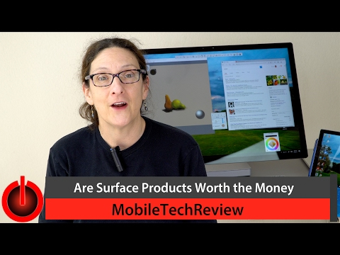 5 Minutes on Tech - Are Surface Products Worth the Money