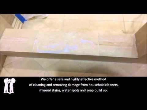 Cleaning Slate Tile Shower Lady Lake FL 407-809-5794