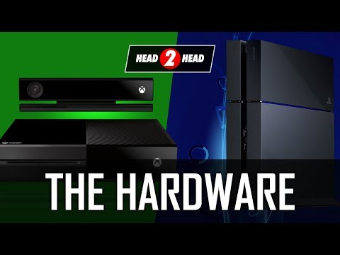 Xbox One vs PS4: The Hardware
