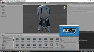 VRChat Fullbody Tracking Avatar Guide - Vidly xyz