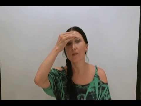 Facial Massage: Natural Face Lift