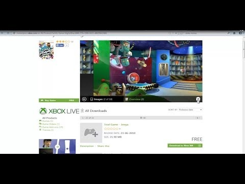 How To Get FREE Games For Xbox 360 From Marketplace *2014*