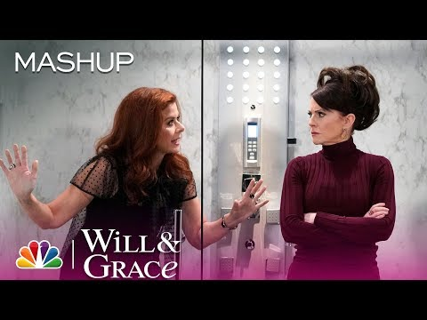 Will & Grace - It's All About That Sass (Mashup)