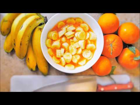 Orange Juice & Banana | Easy Recipe