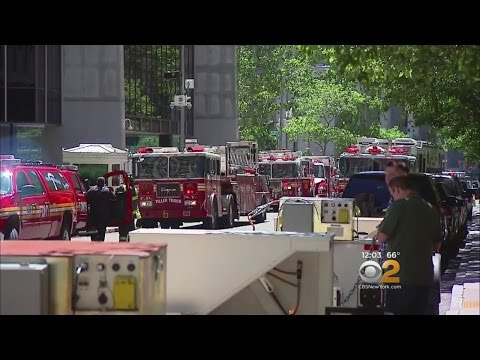 Federal Plaza Hazmat Situation