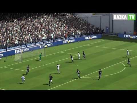 FIFA 14 Ultimate Team: Hybrid Builder #1 - HD FR
