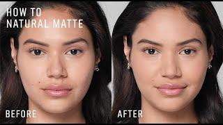 How To: Natural Matte | Makeup Tutorial | Bobbi Brown