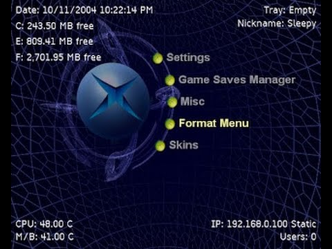 How to Softmod Your Original Xbox