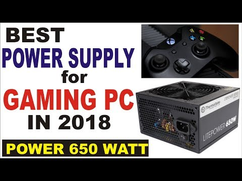 Best Power Supply for Your Gaming PC in Cheap Rates
