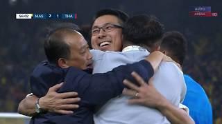 Kelayakan Piala Dunia 2022 & Piala Asia 2023: Malaysia 2-1 Thailand | Astro Arena