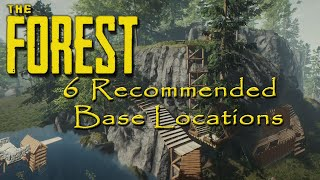 Download ►6 Recommended Base Locations | The Forest Video
