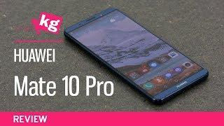 Huawei Mate 10 Pro Review: Vivid [4K]
