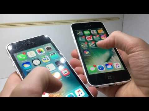 iOS 9 VS iOS 10 Speed Test - iOS 9.3.3 vs iOS 10 Beta 2 - iPhone 5 / 5C on iOS 10 Beta 2