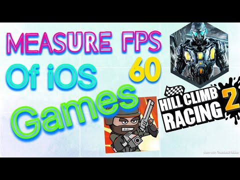 How To Measure FPS On iOS Games Without Jailbreak(Easy Way)