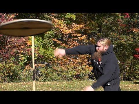 Hurstwic: Throwing Shields in Viking Combat