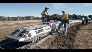 Download Supertrain NBC TV Show Model Super Train Video