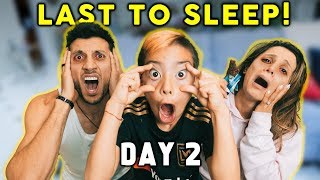 Download Last To SLEEP Wins $10,000 CHALLENGE! | The Royalty Family Video