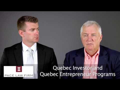 Canadian Permanent Residency: Quebec Investor and Quebec Entrepreneur Program
