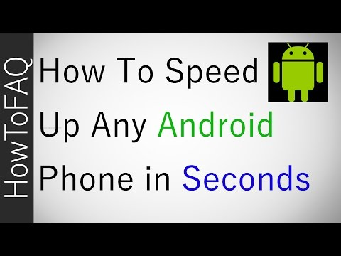 How To Speed Up Any Android Phone In Seconds 2017 Samsung LG Sony HTC
