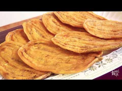 Thalasserry(ramlas) special Sun dried bananas 🍌