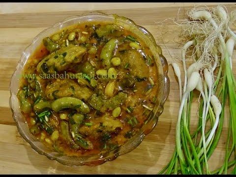 Methi Muthiya in Papadi Gravy | Surti Papadi ma Methi Muthiya | One Pot Meal | SaasbahuRasoi
