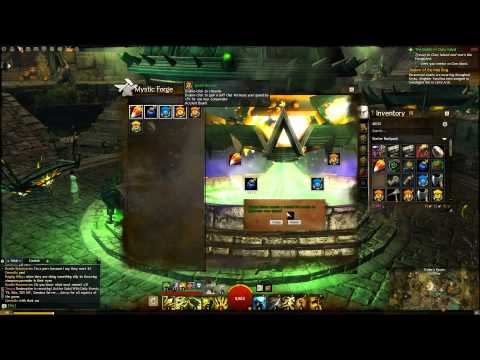 Mad King Chest Recipe - Guild Wars 2 Hands on