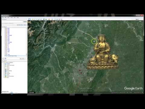 How to add images to Google Earth