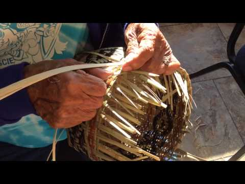 Cherokee River Cane Basketry Class