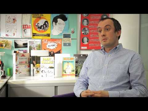 Find out more about the publishing process at Penguin Random House