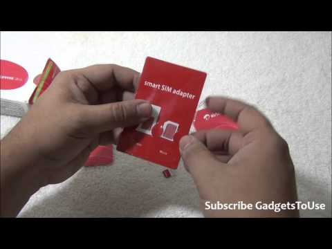 Airtel Smart Sim Review   A SIM That Fits in Every Smartphone