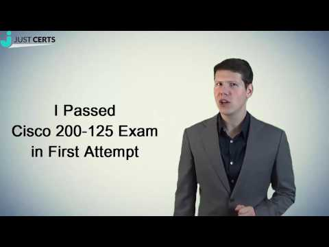 200-125 Dumps - Try CCNA 200-125 Latest Exam Questions 2018