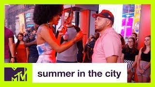 Rap Battle Finalist Throwdown: MoniNayo vs. Vicci  | Summer in the City | MTV