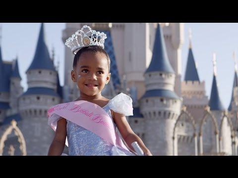 Florida Travel: Be a Princess for a Day at Walt Disney World